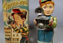 Camera Tin Toys & Cars / Tin Toys Camera Cars & Projectors