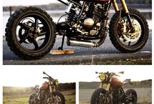 Bikes Ideas / Collecting ideas for future bobber and cafe racer projects