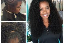 Hair Extensions & Bundles