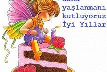 doğum günü tebrikleri
