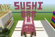 Minecraft Restaurants
