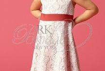 Juniors & Flower Girls Dresses