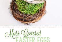 Easter party ideas / Ideas for kids Easter party