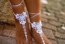 Joyería de pies