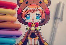 ⭐️[Anime Drawings]⭐️