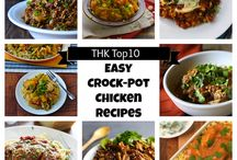 Crock pot and slow cooking