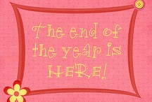 End of the Year and Summer / Teaching ideas for the end of the year and summer.  Included are student craft ideas and end of the year review.