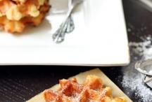 Belgian Waffles ❤