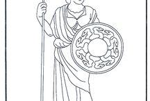 Mitología / mitología griega, romana, egipcia, etc..