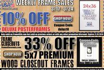 Sales / by Frame USA