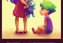 My little comics / by Sheila Avery