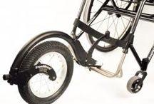 Handicap - e roue fauteuil roulant
