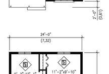 планировка и фасад дома