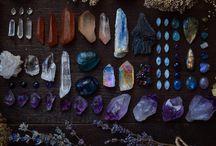 Kryształy i kamienie