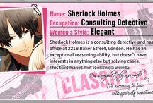 Shall we date? Guard me Sherlock - Sherlock Holmes