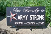 Army / I'm an Army Mom. This board is dedicated to all serving and their families  / by Jennifer Owens