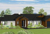 Paradise / New house
