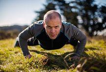 Fitness / Ejercicios de fortalecimiento para corredores.