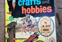 Vintage Craft Books