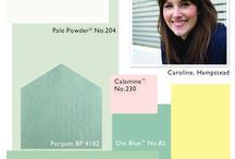 Our bathroom colour choice