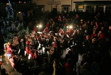 Christmas in Cornwall / Community events and Christmas occasions in Cornwall