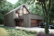 Projekty domów - house X_06 / www.dompp.pl