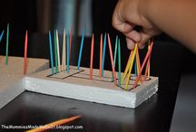 FIne Motor and Writing Activities / by Nicki Rolling