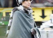 Inspiration Fur / Fur hats and details