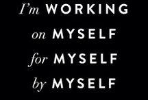 One Word-Self