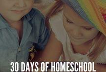 Intentional Homeschooling