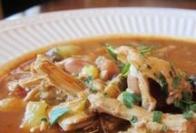 Recipes Soups, Chowder, Chili