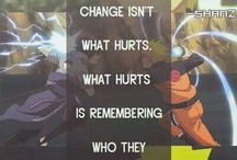 Naruto wise words
