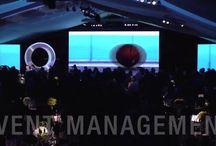 Grafiche/filmati per Event Management / Ideazione e realizzazione