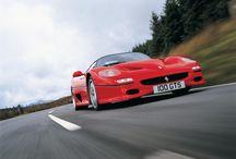 Ferrari F50 / by Shawn Baden