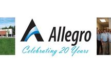 Celebrating 20 Years! / June 2013 marks the 20 year anniversary of Allegro Consultants!
