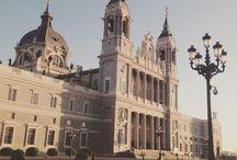 Madrid / Fotos da capital da Espanha e também da cidade de Segovia. Viagem de 2015