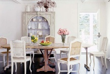 Dining Rooms / by Andrea Hartley Croce