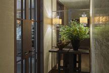коридоры холлы