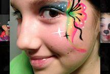 Schminken Eye design Meisje