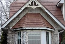 Roofing / It's the crowning jewel of your home. Design and colour inspiration for roofing projects.
