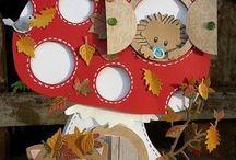 Herbstbastelleien für Kinder