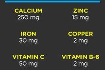 Prenatal Vitamins / Nourishing your body while pregnant.