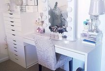 Vanity/Workingspace Inspo