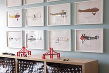 Kids Rooms / by Melissa @ Living Beautifully