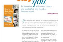 How to make Etsy work