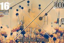 We Love House Music #12 / Sa. 30.01.2016 // We Love House Music @ Sektor 7 Düsseldorf Altstadt mit Coco Yum Yum // UniTy // Andi4Sound