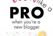 How to be a blogger