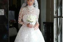 Wedding dress Nicky Hilton