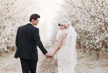ALMOND BLOSSOM WEDDING DECORATION