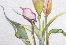 Malování - inspirace